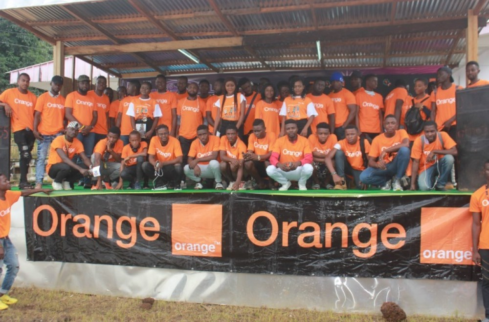 Orange eSport Experience: Limbe the gaming city.