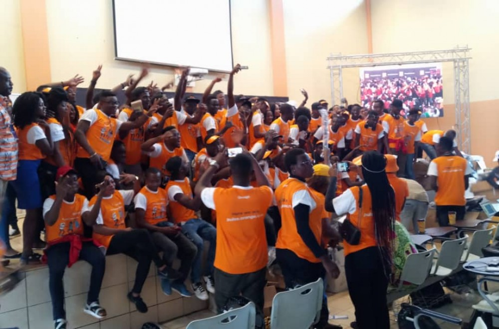 Grande convention entre Orange Cameroun et les universités d'états