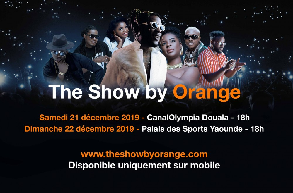 The Show By Orange 2019