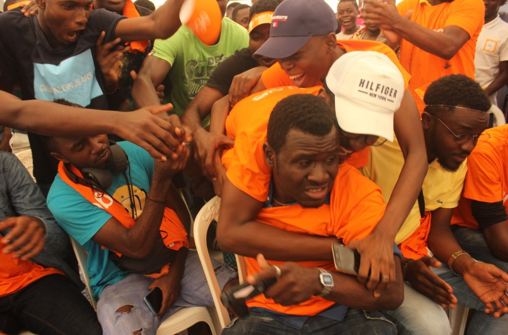 Douala, destination finale de la caravane Orange ESport Experience